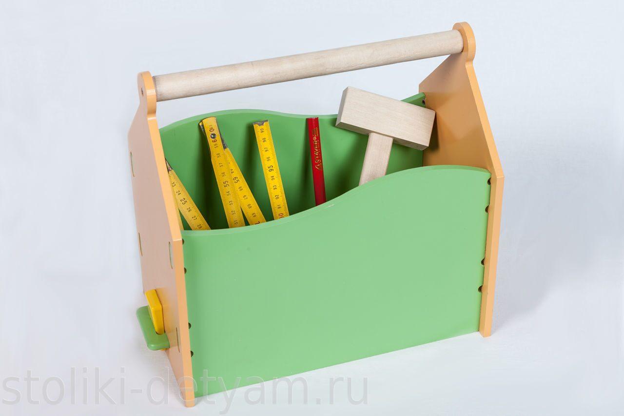 Детская игрушка Ящик с инструментами ММ-Я Столики Детям
