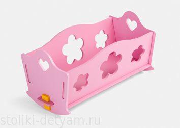 Кукольная кроватка для Baby Born К2-Р Столики Детям