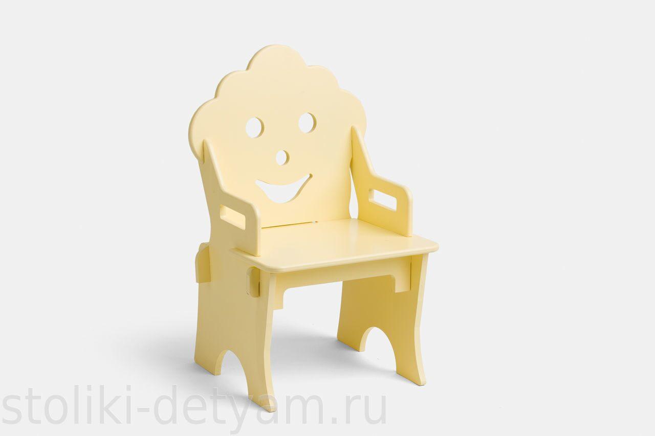 """Детский стульчик """"Гном"""", бежевый СГ-БЕЖ Столики Детям"""