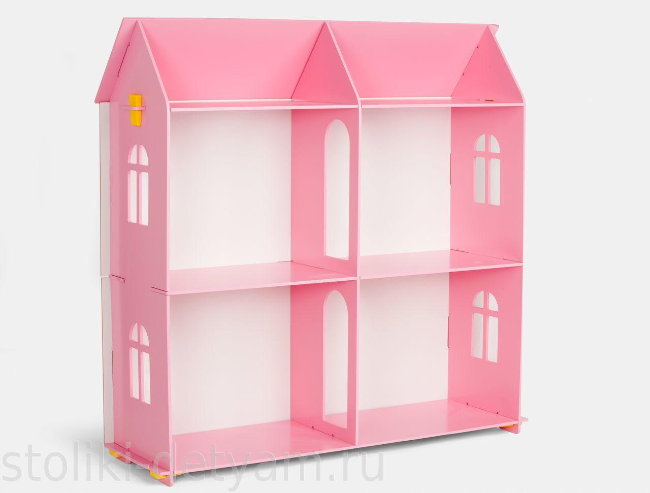Кукольный домик, розовый ДК-1 Столики Детям