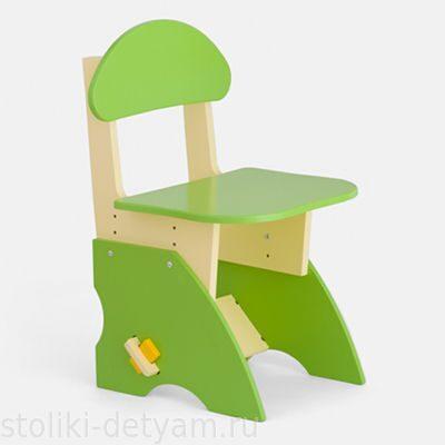 Детский стульчик регулируемый по высоте БС Столики Детям