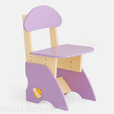 Детский стульчик регулируемый по высоте Столики Детям