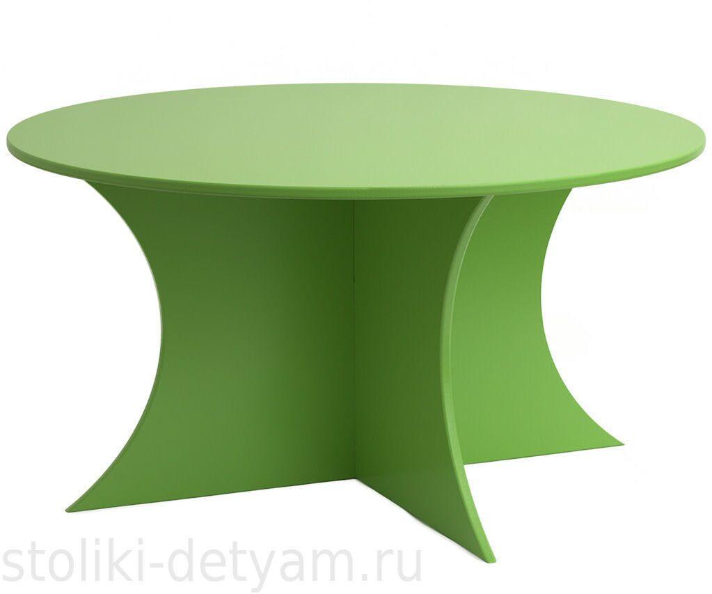 Круглый столик для детей КС-С Столики Детям