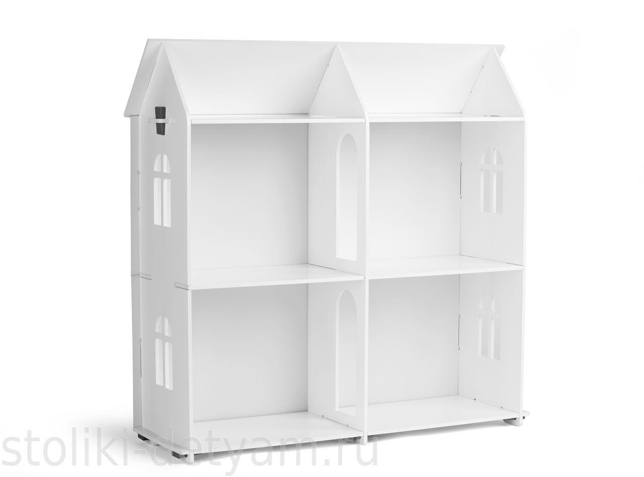 Кукольный домик, белый ДК-2 Столики Детям