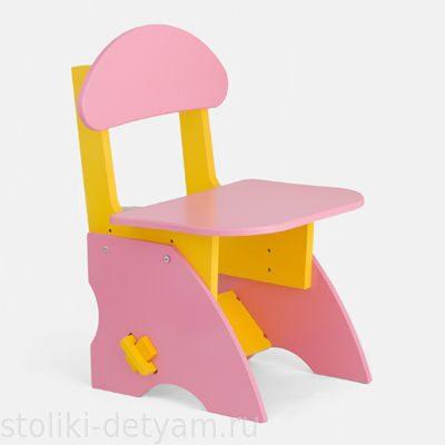 Детский стульчик регулируемый по высоте ЖР Столики Детям